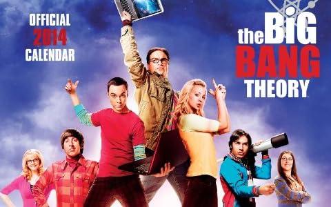 Official Big Bang Theory 2014 Calendar (Calendars 2014)