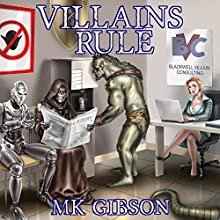 Villains Rule: The Shadow Master, Book 1 | Livre audio Auteur(s) : M. K. Gibson Narrateur(s) : Jeffrey Kafer