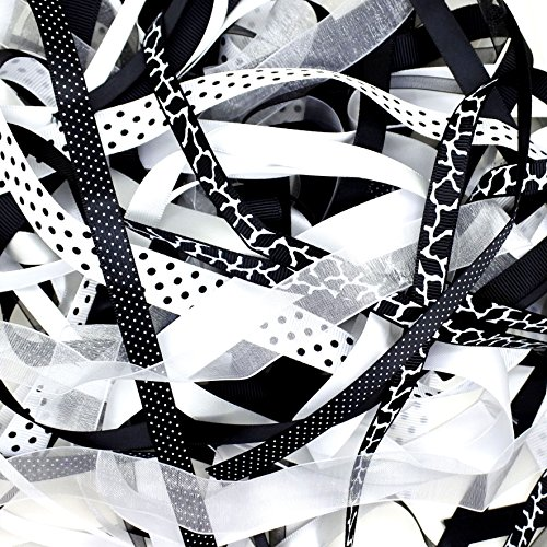 ribbon-off-cut-bundle-black-white-grey-shade-contains-10-different-1-metre-ribbons-