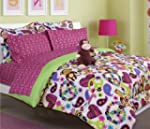 Fabian Monkey Bed in a Bag Comforter...