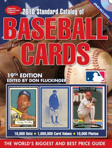 2010 Standard Catalog of Baseball Cards