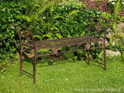 Leiner Gartenmobel Rattan :  VAHAN Loraville aus Eisen (aus bis zu 6 Farben wählen) weiß