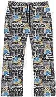 Socks Uwear Bas de pyjama en coton pour homme Homer Simpson
