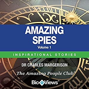 Amazing Spies - Volume 1 Audiobook