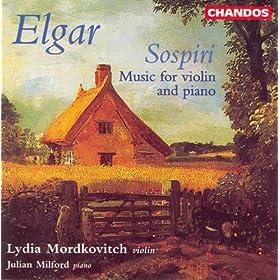 Violin Sonata in E Minor, Op. 82: I. Allegro