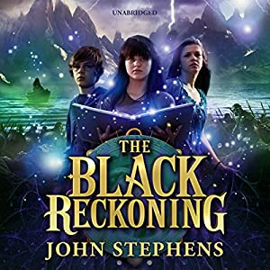 The Black Reckoning Audiobook