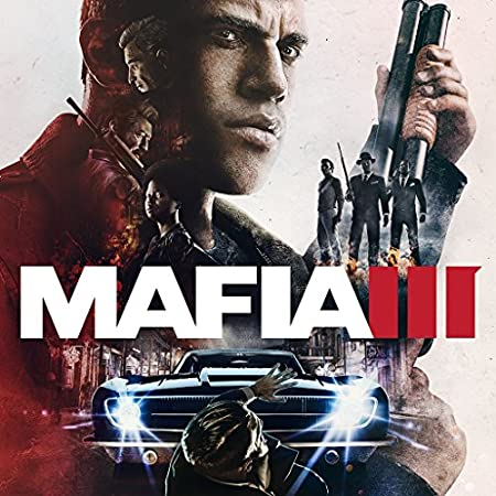Mafia III - Pre-Load - PS4 [Digital Code]