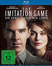 The Imitation Game - Ein streng geheimes Leben [Blu-ray]