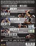 Image de Rocky - La saga completa [Blu-ray] [Import italien]