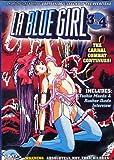La Blue Girl ,Volumes 3 & 4