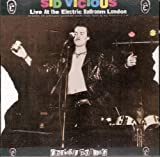 Sid Vicious Live at the Electric Ballroom London