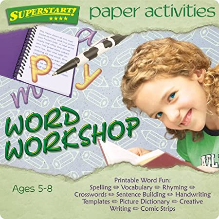 Paper Activities: Word Workshop [Download]
