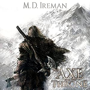 The Axe and the Throne Hörbuch