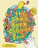 img - for Indie Rock Coloring Book book / textbook / text book