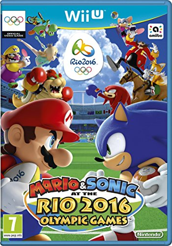 Mario & Sonic En Las Olimpiadas De Río 2016