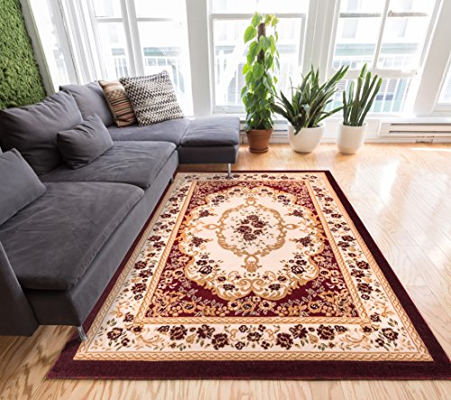 aubusson-floral-medallion-red-5x7-5-x-72-area-rug-timeless-french-traditional-easy-care-cleaning-she