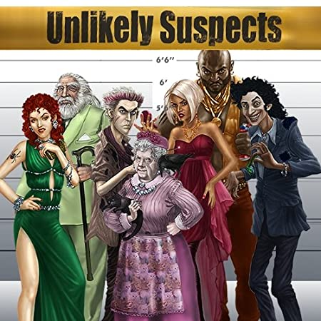 Unlikely Suspects [Download]