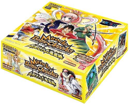 ミラクルバトルカードダス ワンピース 「占拠された竜宮城」 ブースターパック [OP10] (BOX)