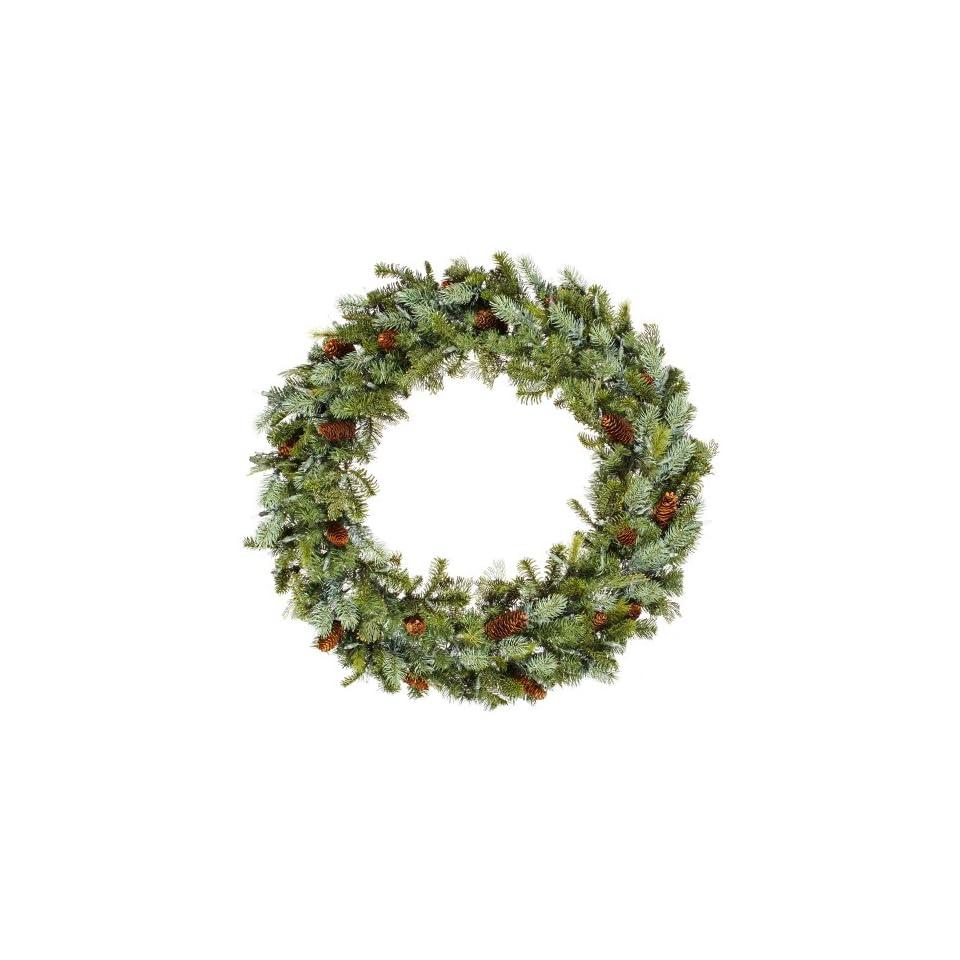 36 Elkton Mix Pine Christmas Wreath 369T