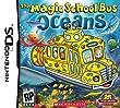 Magic School Bus : Oceans [Nintendo DS, Lite, DSi, 3DS]