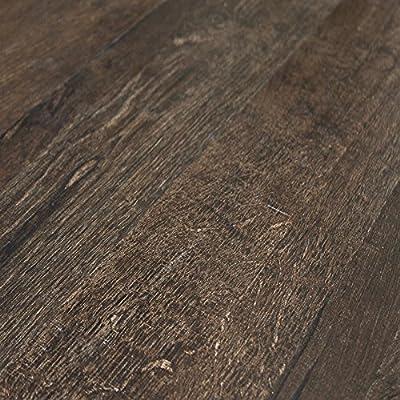 Feather Lodge Quick Lay Barnside Plank 5mm Luxury Vinyl Flooring 2121 SAMPLE
