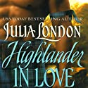 Highlander in Love (       UNABRIDGED) by Julia London Narrated by Anne Flosnik