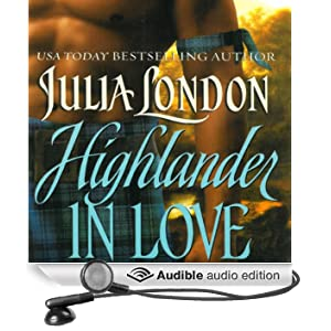 Highlander in Love (Unabridged)