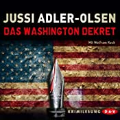 Hörbuch Das Washington Dekret