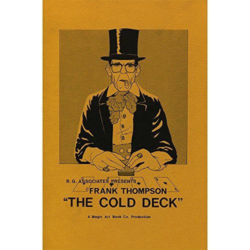 MMS The Cold Deck Manuscript Frank Thompson