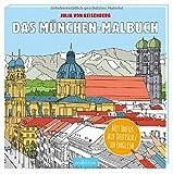 Image de Das München-Malbuch (Malprodukte für Erwachsene)