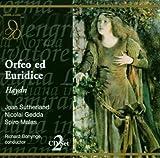 Orfeo Ed Euridice (Comp)