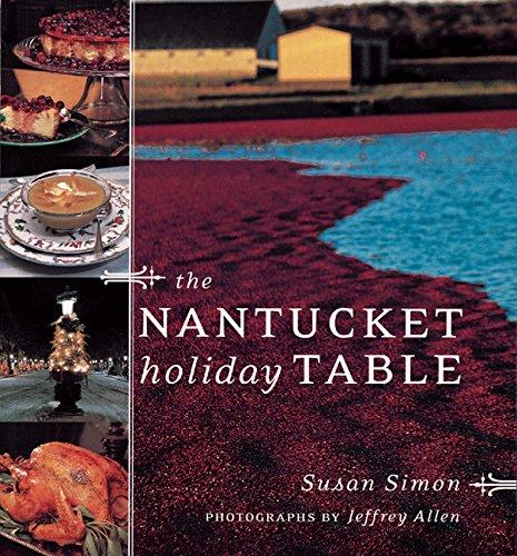 The Nantucket Holiday Table by Susan Simon