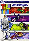 Teen Titans: The Complete Second Season (Sous-titres franais)
