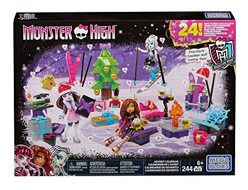 Mega Bloks Monster High Advent Calendar JungleDealsBlog.com