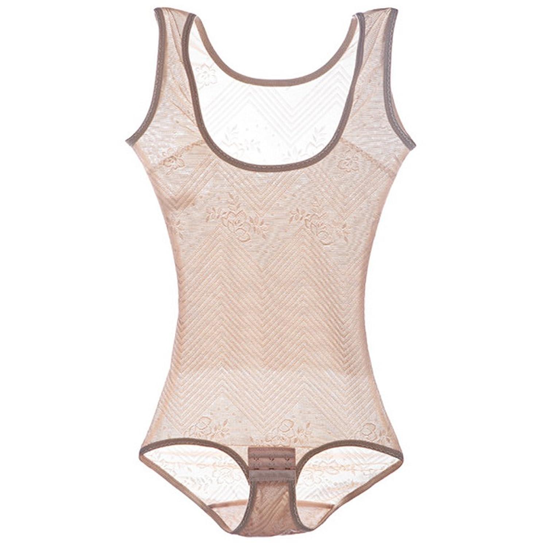 Eastlion Sommer-Weste Stil Girly dünne atmungsaktiv nahtlose Bauch Open-Büste Bodysuit günstig bestellen