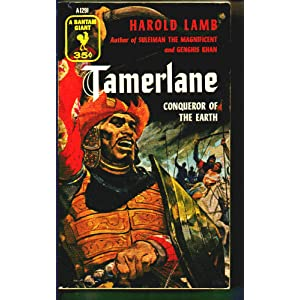 Tamerlane - Harold Lamb