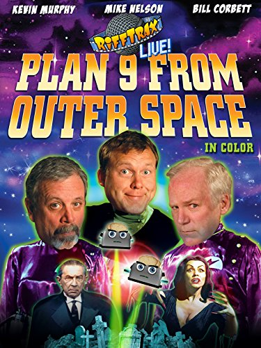 RiffTrax Live: Plan 9 from Outer Space