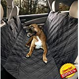 Yermo Pet Hammock Dog Car Seat Cover / Protector - Waterproof - 57