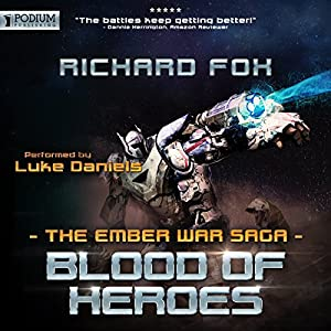 Blood of Heroes Audiobook