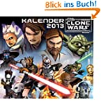 Star Wars The Clone Wars Wandkalender...