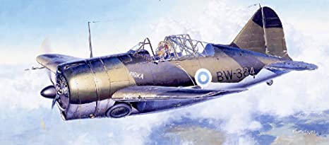 Maquette avion: B-239 Finnish AF