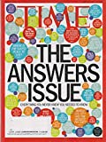 Time September 8/ September 15, 2014 The Answer Issue Everything You Never Knew You Needed To Know