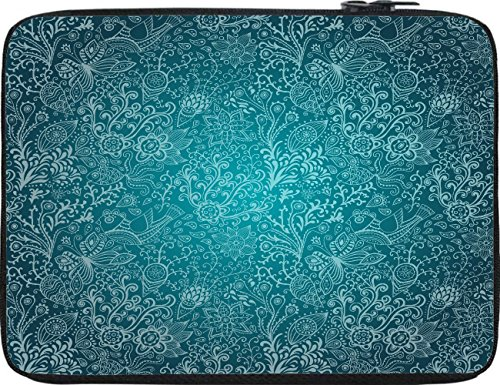 Snoogg 15 Inch To 15.5 Inch To 15.6 Inch Laptop Notebook Slipcase Sleeve S...
