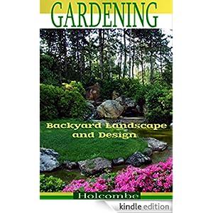 Gardening Backyard Landscape and Design backyard