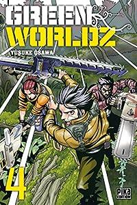 Green Worldz Edition simple Tome 4