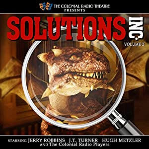 Solutions, Inc., Vol. 2 Audiobook