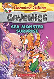 Book Cover: Sea Monster Surprise