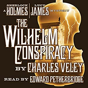 The Wilhelm Conspiracy Audiobook