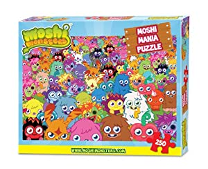 Moshi Monsters Moshi Mania Puzzle