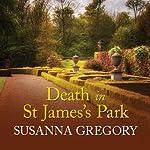 Death in St James's Park   Susanna Gregory